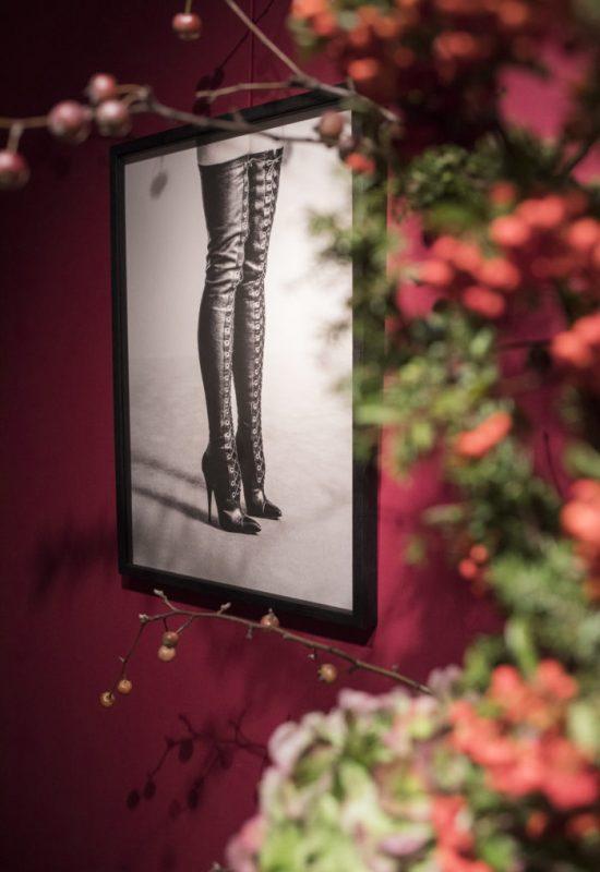 Vernissage de l'exposition Gilles Berquet à la galerie Arsenic